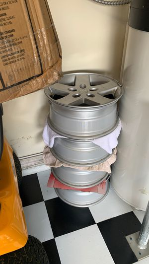 2016 Jeep JKU wheels and tires for Sale in Apopka, FL