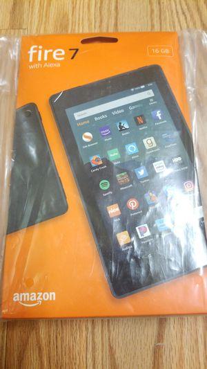 Amazon fire 7 with Alexia 16 GB for Sale in Pompano Beach, FL
