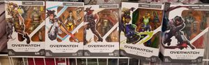 Overwatch Ultimates Set of 5 Action Figures for Sale in Fresno, CA