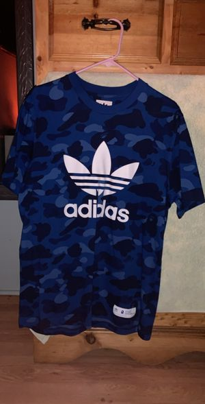 Blue Bape x adidas for Sale in Temple City, CA