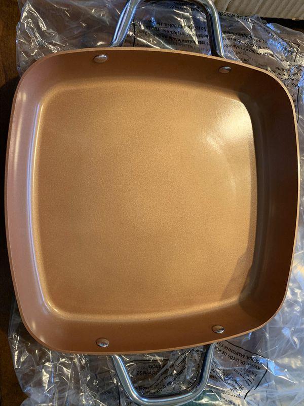 Copper Chef XL Cooking Pans
