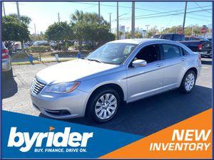 2012 Chrysler 200 for Sale in Jacksonville, FL