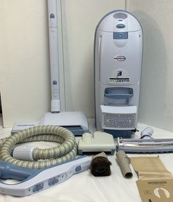 Electrolux Guardian CANISTER VACUUM Model C134C W/ Sidekick Attachments TESTED for Sale in Pelham,  NH