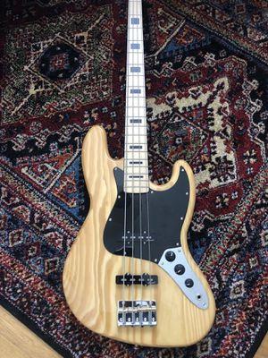 Electric Bass JB Harley Benton for Sale in San Francisco, CA