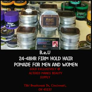 B.e.U FIRM HOLD EDGE CONTROL AND POMADE for Sale in Los Angeles, CA