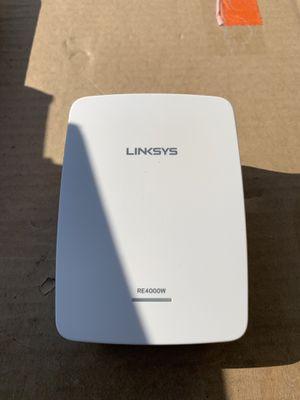 Linksys RE4000W Wi-Fi extender for Sale in Glenn Dale, MD