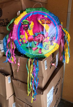 New Trolls Piñata! for Sale in Pittsburg, CA