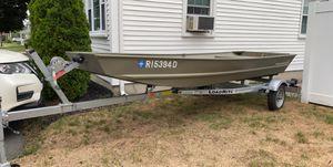 14ft Bass Tracker Boat for Sale in North Smithfield, RI