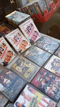 DVD'S películas movies for Sale in Fresno,  CA