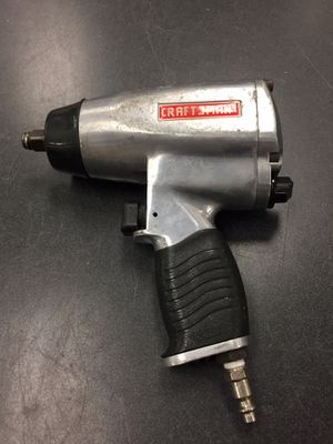 Craftsman Impact Wrench for Sale in Chicago, IL