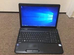 "Toshiba Satellite C655 Intel 2.2GHz 4GB 160GB 15.6"" Laptop for Sale in Duluth, GA"
