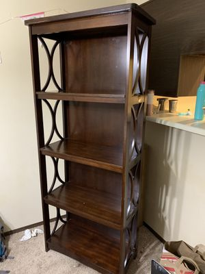 Book /storage shelves for Sale in Bellevue, WA