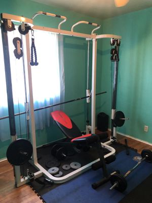 Training/workout equipment for Sale in El Cajon, CA