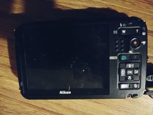 Nikon aw100 camera for Sale in Vancouver, WA
