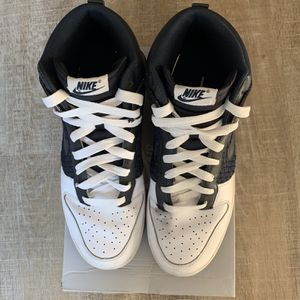 Nike Dunk High White Obsidian for Sale in Bethel, CT