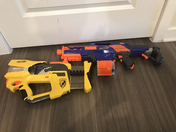 Nerf Battery operated toy guns
