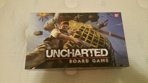 Uncharted Board Game (Barely Used) for Sale in Las Vegas, NV