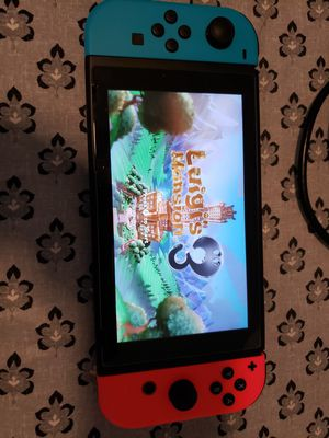 Nintendo Switch with games for Sale in Davenport, FL