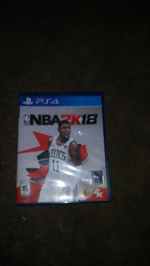Nba2k18 for Sale in Phoenix, AZ