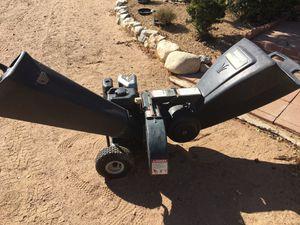 Wood Chipper. Yard Machine for Sale in Hesperia, CA