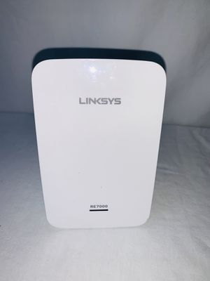 LINKSYS RE7000 WiFi extender for Sale in Canfield, OH