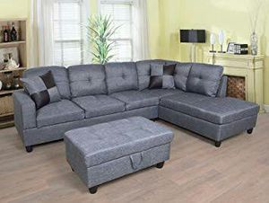 BRAND NEW SECTIONAL COUCH IN ORIGINAL BOX for Sale in Ontario, CA