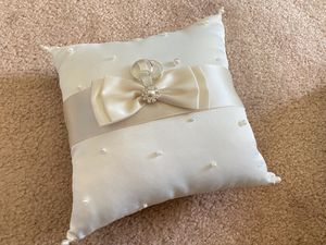 Wedding Ring Pillow for Sale in Los Angeles, CA