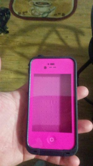 Lifeproof iphone 4 for Sale in New Bedford, MA