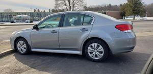 2011 subaru legacy 2.5i . for Sale in Lowell, MA