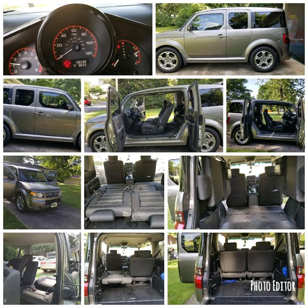 2008 Honda Element Road ready clean title!