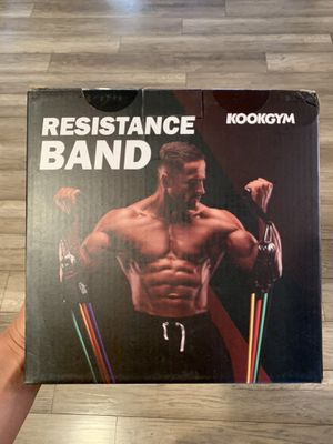 Brand New 150 lbs Resistance Bands for Sale in Garden Grove, CA