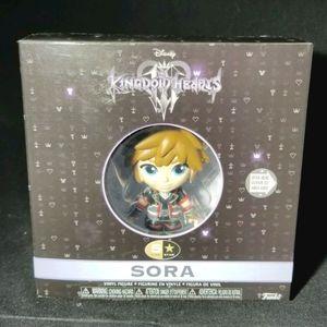 FUNKO POP 5 STAR * KINGDOM HEARTS III SORA VINYL-FIGURE ~ NEW IN BOX ACTION RARE for Sale in Chaska, MN