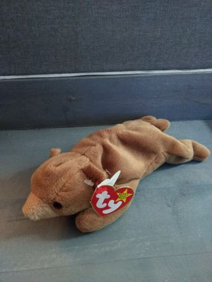 Beanie Babies Cubbie Brown Tan Bear for Sale in Souderton, PA