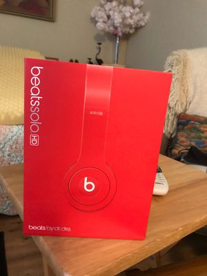 Dre beats Solo headphones for Sale in Houston, TX