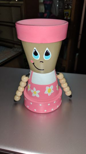 Flower Pot Girl for Sale in Elma, WA