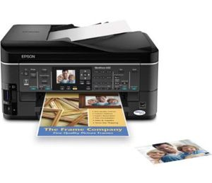 Epson WorkForce 630 All-in-one Printer/Copier/Scanner for Sale in Baltimore, MD