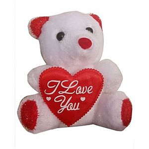 Generic Teddy Bear With Rose-ss for Sale in Ailey, GA