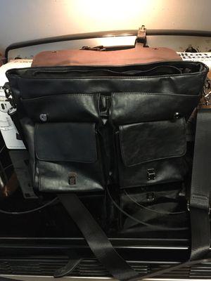 Vintage Lather Laptop Bag Briefcase Satchel for Sale in Laurel, MD