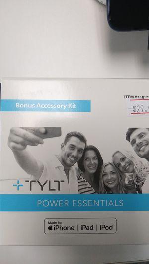 Tylt iphone charging bundle for Sale in Jonesboro, AR