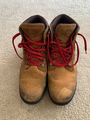 Timberland work boots for Sale in Seattle, WA