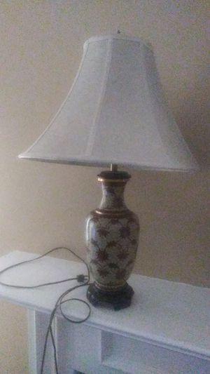 Antique Asian lamp for Sale in Atlanta, GA