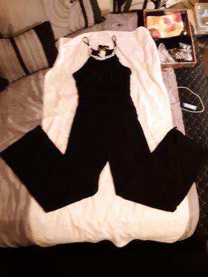 International Concepts size medium black jumpsuit for Sale in South Salt Lake, UT