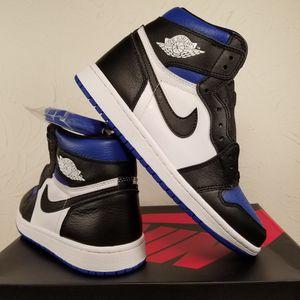 Air Jordan 1 Retro High Og Royal Toe Men's Size 7.5 for Sale in Chino, CA