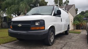 2007 chevy Express work van for Sale in Tampa, FL