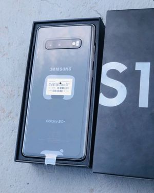 """Samsung Galaxy S10 plus 128GB FACTORY UNLOCKED"""" New phone with warranty for Sale in Silver Spring, MD"""