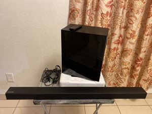Samsung 2.1-Channel Soundbar System with Wireless Subwoofer for Sale in Phoenix, AZ