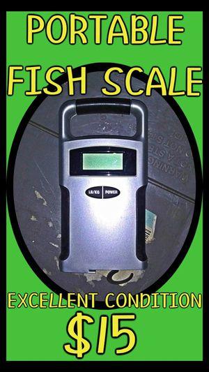 Portable Digital Fish Scale for Sale in Tacoma, WA