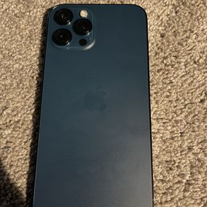 128gb Pacific Blue iPhone 12 Pro Max - Verizon for Sale in Austin, TX