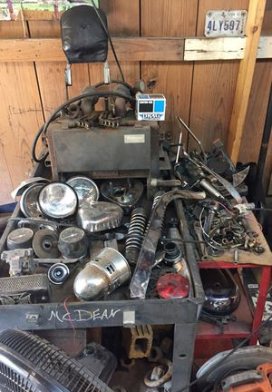 Motorcycle parts for Sale in Austin, TX