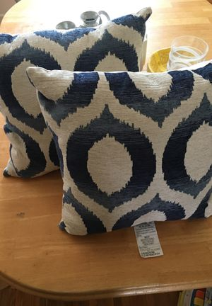 Brand New pillows!! Never used. for Sale in Mechanicsburg, PA